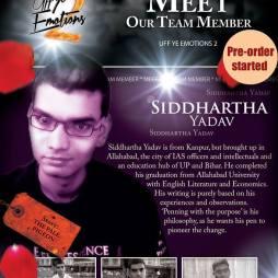 Siddhartha Yadav