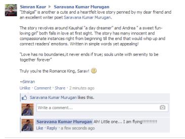 Simran Kaur on Facebook